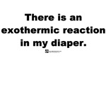 Exothermic Diaper