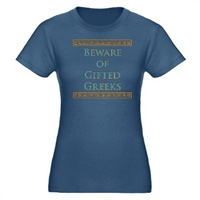 Gifted Greeks Women's Clothing