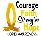 Courage Faith 1 COPD Merchandise
