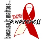 Awareness 1 Aplastic Anemia Shirts and Gifts