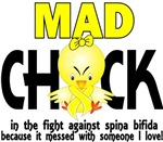 Mad Chick 1 Spina Bifida Merchandise