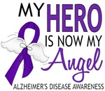 My Hero Is Now My Angel Alzheimer's Gifts