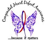 Butterfly 6.1 Congenital Heart Defect Gifts