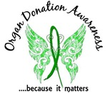 Butterfly 6.1 Organ Donation Gifts