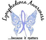 Butterfly 6.1 Lymphedema Gifts