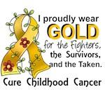 For Fighters Survivors Taken 2 Childhood Cancer