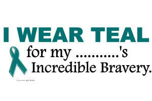 Teal For Bravery 1