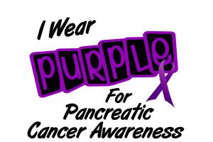 I Wear Purple 8 (Pancreatic Cancer Awareness)