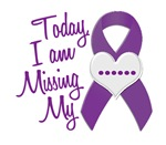 Missing My 1 Cystic Fibrosis Shirts & Merchandise