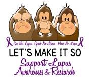 See Speak Hear No Lupus 2