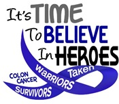 Time To Believe COLON CANCER