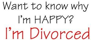 I'm Divorced