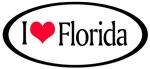 I Heart Florida Oval