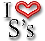 I Heart S Names