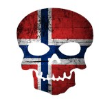 Norwegian - Stickers & Flair