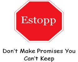 CONTRACT LAW - Estopp