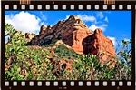 Boynton Canyon Film Framed
