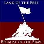 Land of the Free - Iwo Jima