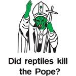 Reptile Pope