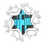 Shalom Doves (Hebrew)