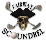 Golf Pirate Scoundrel