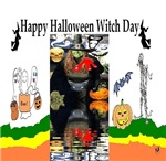 Halloween Witch Day
