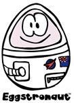 Kiwi Eggstronaut