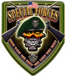 US Army Special Forces Shield