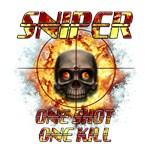 Sniper Skull One Shot One Kill