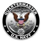 USN Quartermaster Eagle QM