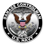 USN Damage Controlman Eagle DC