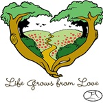 Life Grows from Love (Woods)