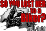Lost Her to a Biker
