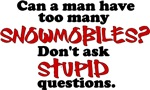 One Too Many Stupid Questions