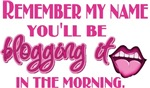 Remember my Name (Blog)