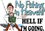 No Fishing in Heaven?