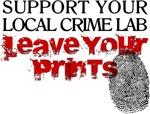 Crime Lab - Leave Your Prints