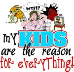 Kids are the Reason