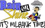 Milbank Rain or Shine