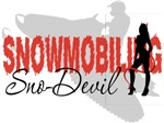 Snowmobiling Sno-Devil