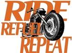 Ride, Refuel, Repeat