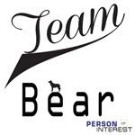 Team Bear Person of Interest