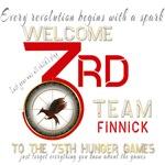 3rd Quarter Quell Team Finnick
