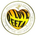 I Love Peeta Heart