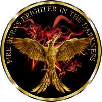MockingJay Fire Burns Brighter