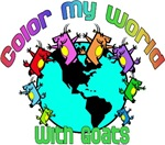 Goat Color My World