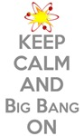 Big Bang Theory Keep Calm