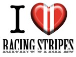 I heart Racing Stripes
