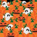 Halloween Haunted Pumpkin Patch