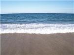 ocean blue waters